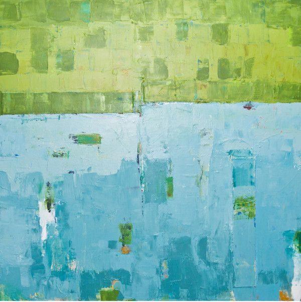 Awakening abstract artwork