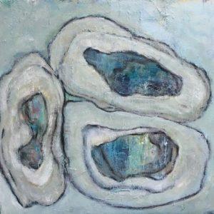 3 Gulf Coast Oysters
