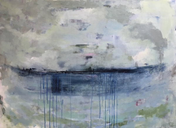 Connected contemporary painting