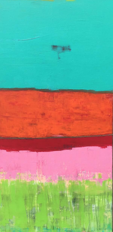 Radiate contemporary painting