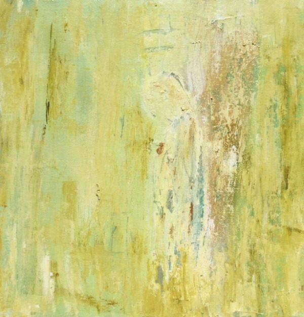 blessing contemporary painting