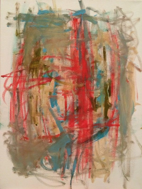 express contemporary painting