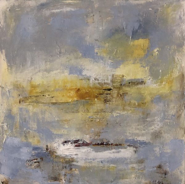 Contemporary abstract artwork